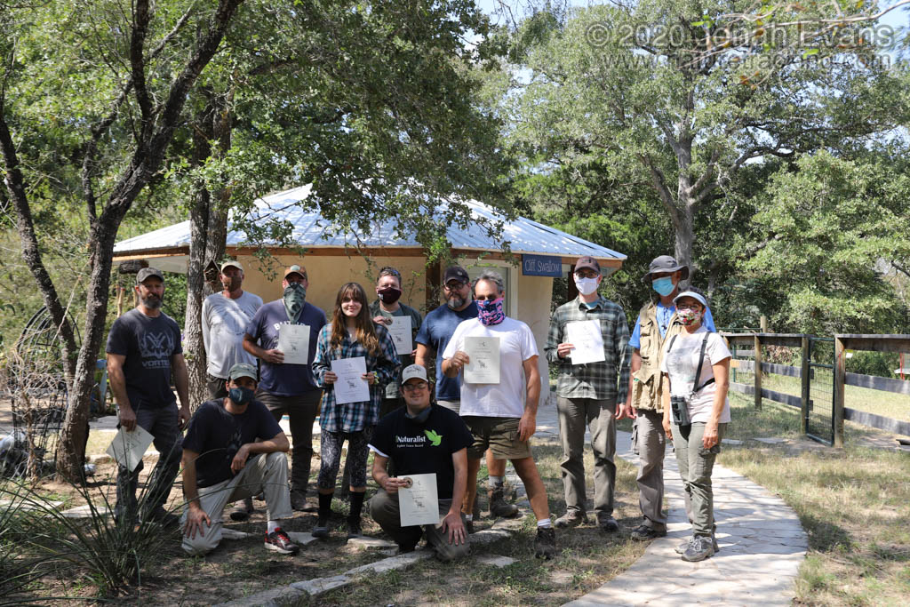 Group Photo (Tracker's Done Thinking)