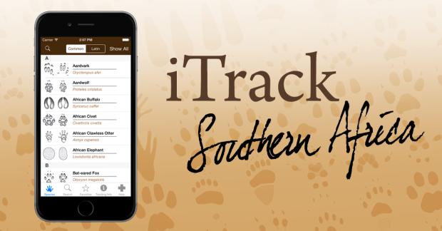 iTrack Southern Africa Hits the App Store
