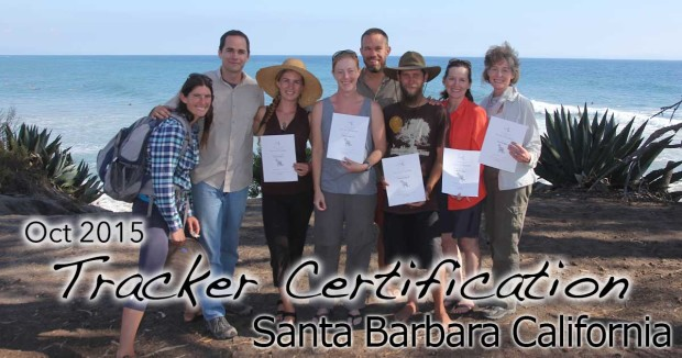 Santa Barbara Tracker Certification 10/18/2015