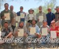 Big Bend Specialist Certification 4/09/2017