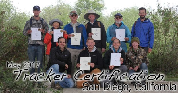 San Diego Certification 5/7/2017