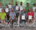 Central Texas Certification 5/28/2017