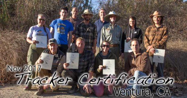 Ventura Tracker Certification 11/19/2017