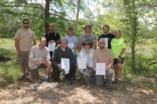 Central Texas Certification 5/31/2014