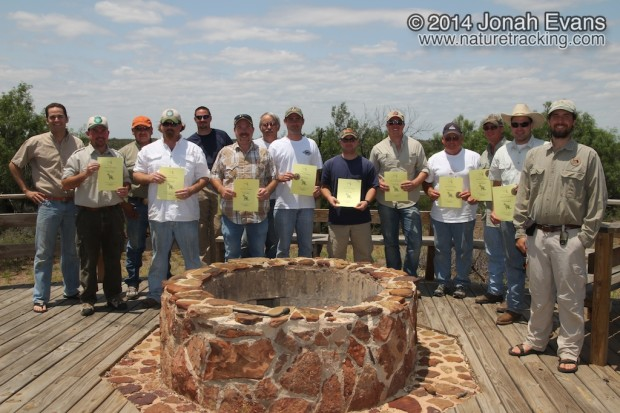 Tracker Certification in South TX 05/17/2011